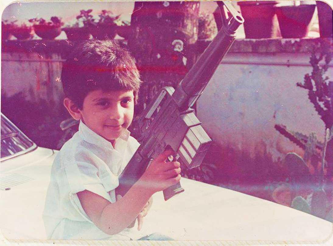 Dulquer-Salmaan-childhood-s